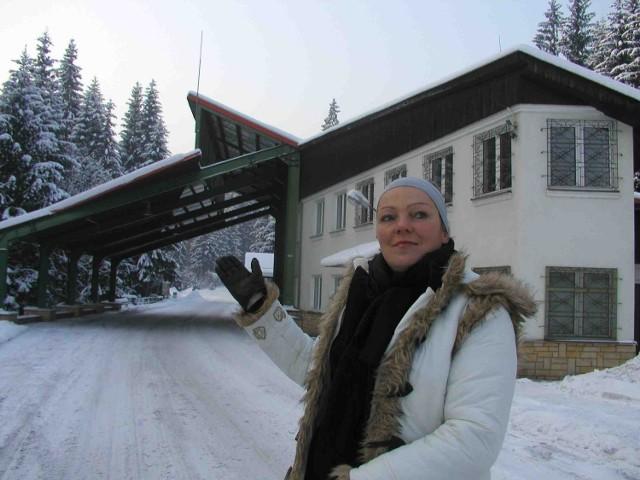 Joanna Kohut jest przekonana, że byłe przejście graniczne przyciągnie wielu gości