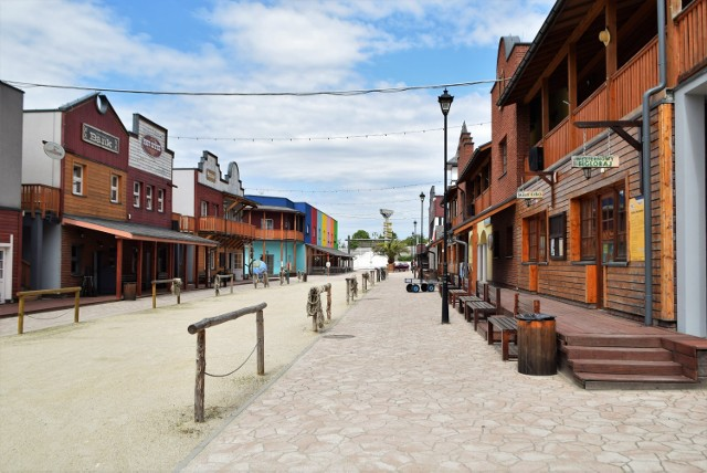 Spółka Nowe Miasto zarządza m.in. Muzeum Ognia, parkiem wodnym Aquarion i miasteczkiem westernowym Twinpigs