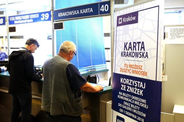 Kartę Krakowską można nabywać od początku wakacji zeszłego roku