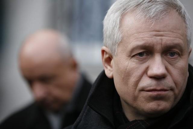 """Marek Jurek: Blumsztajn pokazał ostatnio dwie twarze. Z jednej strony inspiratora wystąpień przeciw Marszowi Niepodległości, ale z drugiej - wychowawcy-moderatora co bardziej chuligańskich """"antyfaszystów"""". Teraz prezentuje si e w sposób bardziej jednoznaczny"""