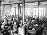 Przed wojną pracowało tu 800 raciborzan! Fabryka tabaki i papierosów Domsa. WEJDŹ Z NAMI do środka [UNIKATOWE ZDJĘCIA]