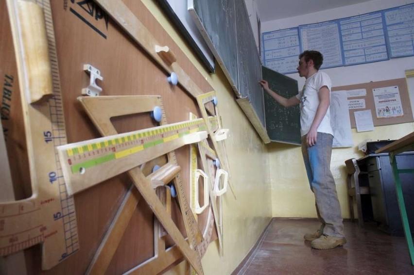 Matematyk powinien do każdego ucznia podejść indywidualnie. Niestety, to tylko teoria
