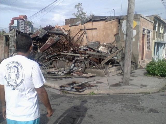Drugie co do wielkości miasto Santiago de Cuba, przez klika godzin nie miało prądu.