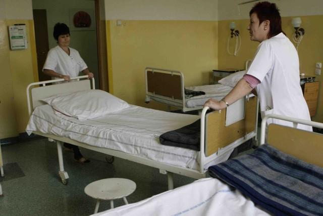 Ponad połowa załogi szpitala nie chce przekształceń
