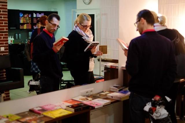 Book Swap w Obsessive Studio