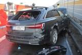 Tragedia pod Toruniem. Wypadek na autostradzie A1. Zobacz NOWE ZDJĘCIA!