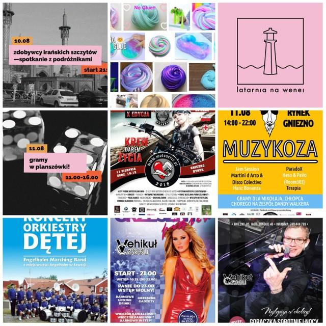 Jesteście w mieście po wakacjach lub jeszcze przed? Sprawdźcie co ciekawego można zrobić w Gnieźnie w ten weekend.