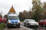 Zderzenie na Aleksandrowskiej. Zablokowane torowisko MPK [ZDJĘCIA]