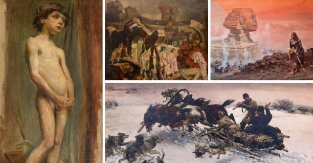 W Sopockim Domu Aukcyjnym 28.11.2020 r. aukcja niezwykłych obrazów. KLIKNIJ W GALERIĘ I ZOBACZ WYBRANE DZIEŁA, JAKIE BĘDZIE MOŻNA WYLICYTOWAĆ. >>>