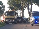 Groźny wypadek na trasie Połczyno-Zdrada: osobówka rozbiła się na drzewie | NADMORSKA KRONIKA POLICYJNA