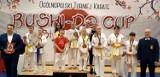 Sosnowiecki Klub Karate zdobył 11 medali w IV Ogólnopolskim Turnieju Karate Bushi - Do Cup 2021