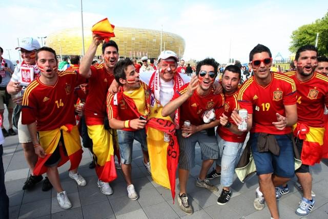 Hiszpanie rozegrają w Gdańsku już trzeci mecz
