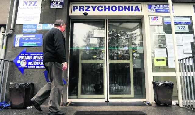 Strona odpisu kosztuje każdego pacjenta z NZOZ Kraków-Południe 6 zł 30 gr