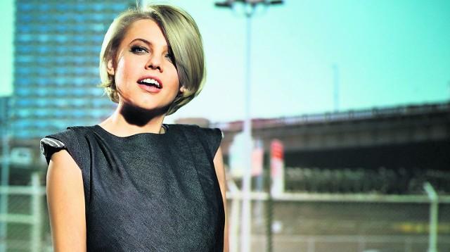 W trakcie sesji zdjęciowej do nowej płyty Ania Dąbrowska poczuła się jak prawdziwa gwiazda