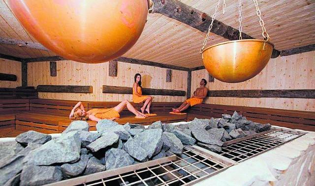 Koedukacyjna sauna w strefie relaksu na Termach? Nie w środy