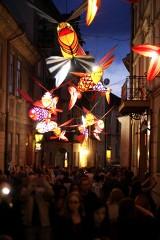 Noc Kultury 2018 w Lublinie. Artystyczne szaleństwo na ulicach miasta (ZDJĘCIA, WIDEO)