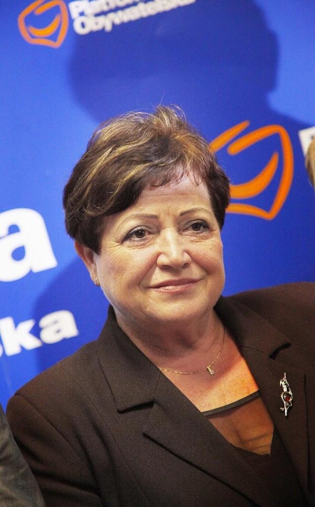 Bożena Szydłowska.