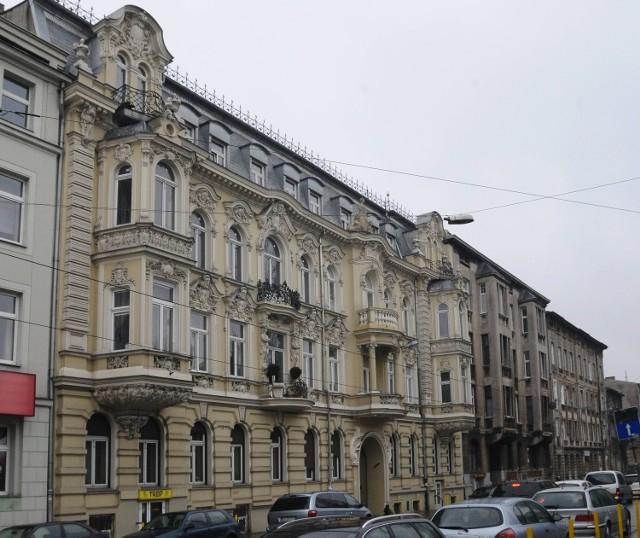 Kamienica Michała Kipera, Gdańska 42