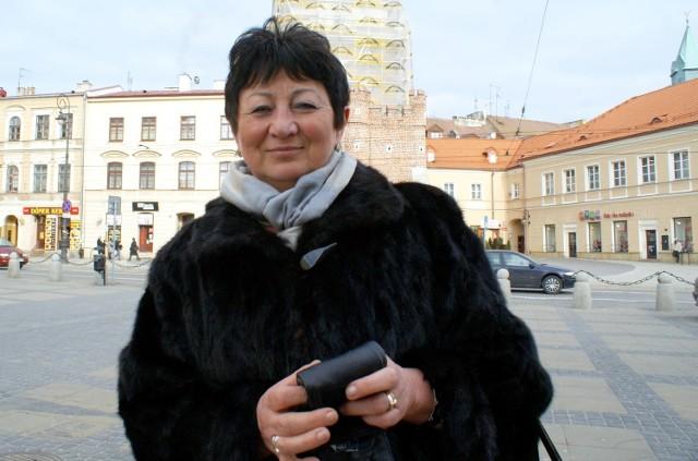 Teresa Czechowska, lublinianka.