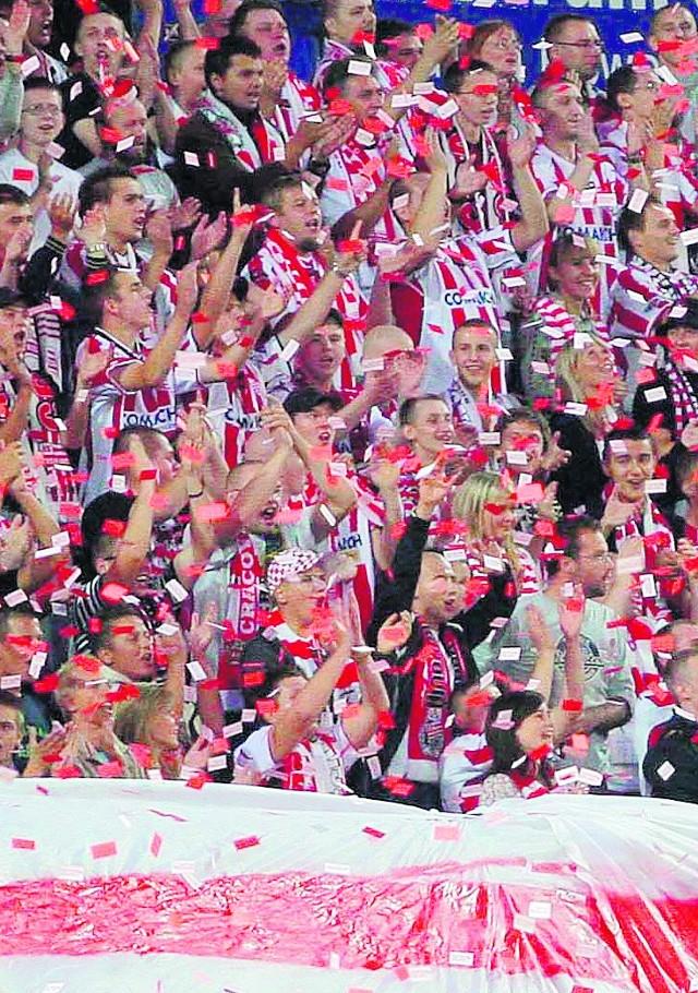Wisła walczy dziś o mistrzostwo, a Cracovia o utrzymanie w Ekstraklasie