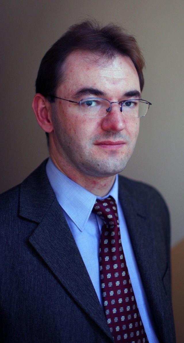 Sebastian Hybza, I Oddział ZUS-u w Poznaniu