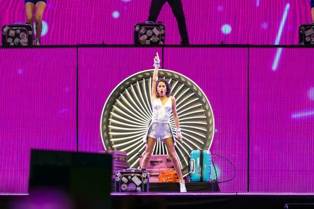 VIOLETTA LIVE na Stadionie Narodowym. Relacja z koncertu gwiazd Disneya [ZDJĘCIA]