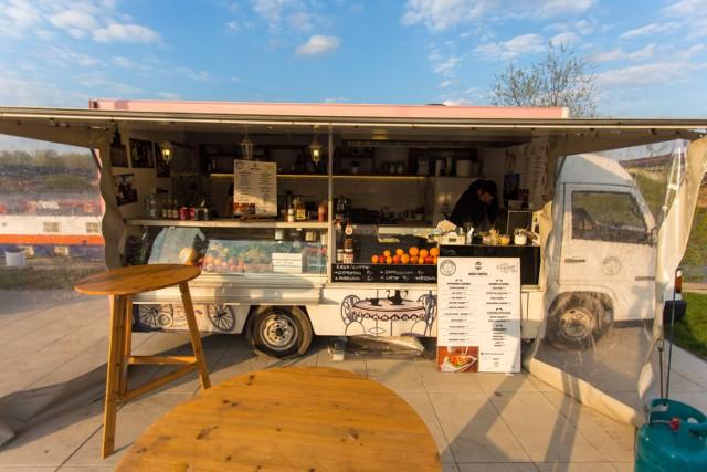 Najlepszy food truck w Europie. Polskie ciężarówki walczą o wyjątkowy tytuł