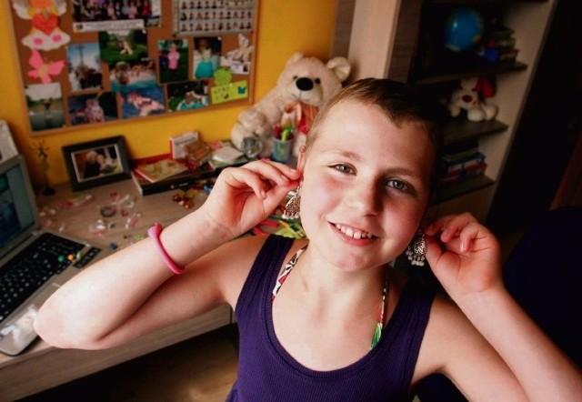 Justyna jest pełna pomysłów - projektuje biżuterię dla rodziny
