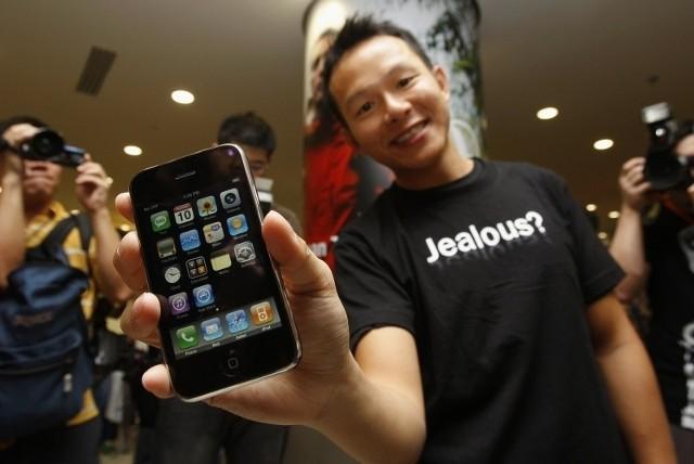 W Polsce pierwsza zaoferuje iPhone'a sieć Orange
