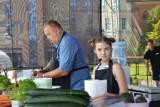 11. Festiwal Opolskich Smaków. Paulina Foremny z Master Chef Junior gotuje na pl. Kopernika w Opolu [ZDJĘCIA]