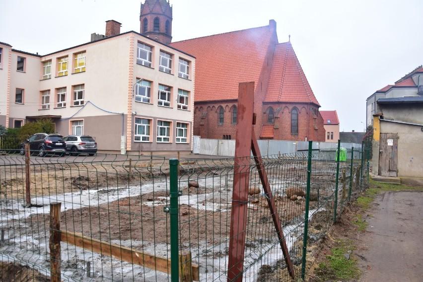 Inwestycja przy ekonomiku w Żninie pochłonie 2 mln zł.