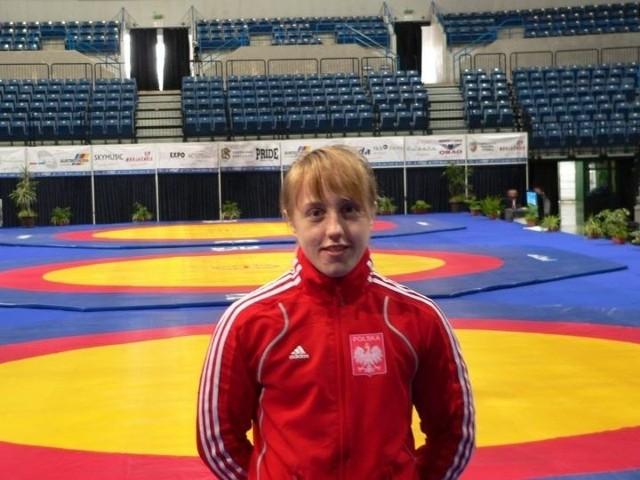 Katarzyna Krawczyk (Cement Gryf Chełm) liczy na medal w Belgradzie