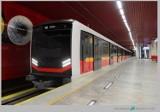 Metro Warszawskie z nowymi pociągami. Wiemy, jak będą wyglądały wnętrza pojazdów