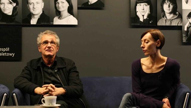 Katarzyna Aleksander-Kmieć i Dariusz Miłkowski