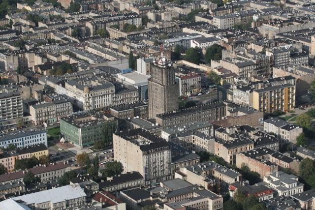 Łódź jest jednym w największych kamieniczników w Polsce
