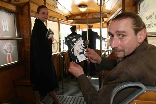 Specjalny tramwaj będzie jeździł do 16 maja