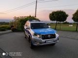Tarnów. Toyota Land Cruiser dla tarnowskiej policji. Nowy radiowóz wart jest ponad 200 tysięcy złotych [ZDJĘCIA]