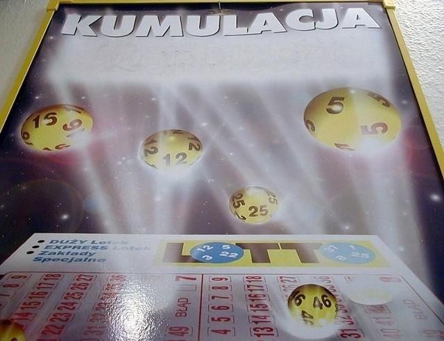 Prawie 7 mln zł wygrał mieszkaniec Koluszek w sobotnim losowaniu Lotto.