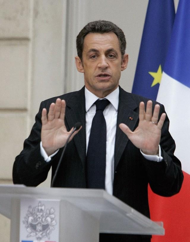 Nicolas Sarkozy zaprasza Polaków do pracy we Francji