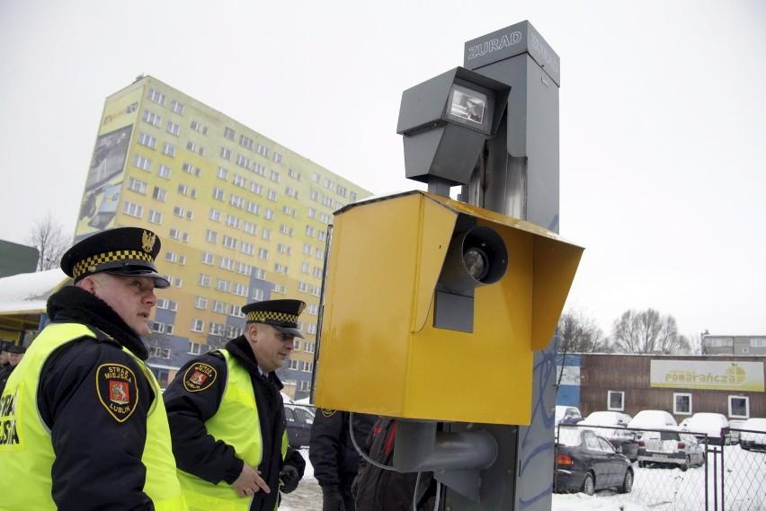 Strażnicy nie uprzedzają, gdzie ustawiają fotoradar