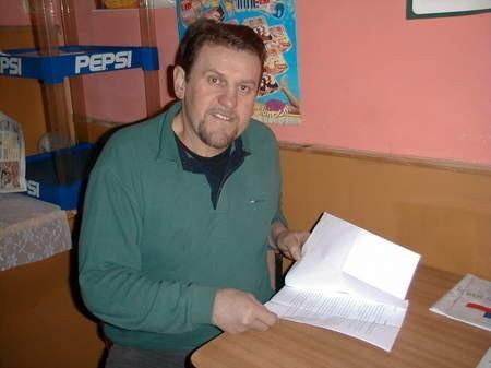 Sołtys Gutowca zapewnia, że odda pieniądze za nieprawnie pobieraną dietę radnego.