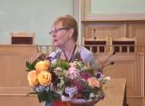 Malbork. Jubileusz 50-lecia pracy w Sądzie Rejonowym w Malborku. Pani sekretarz z najdłuższym stażem w okręgu gdańskim