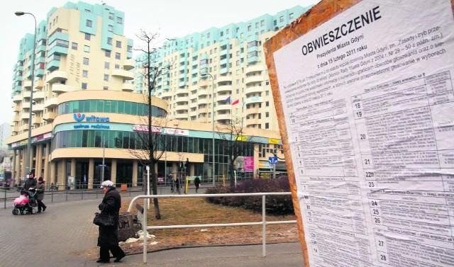 Na razie w Gdyni pojawiły się informacje o okręgach wyborczych i adresach komisji