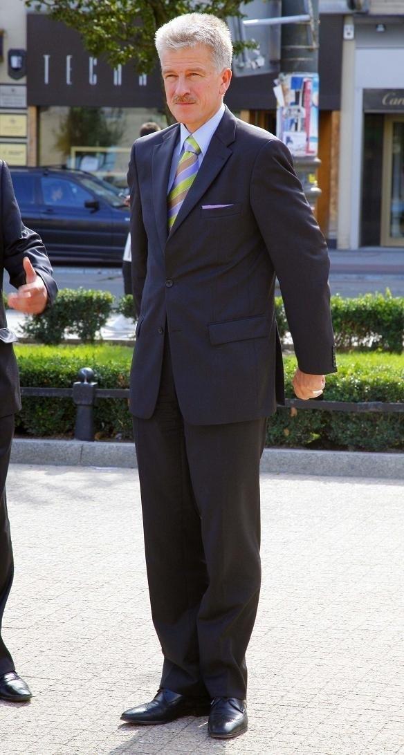 Prezydent Ryszard Grobelny