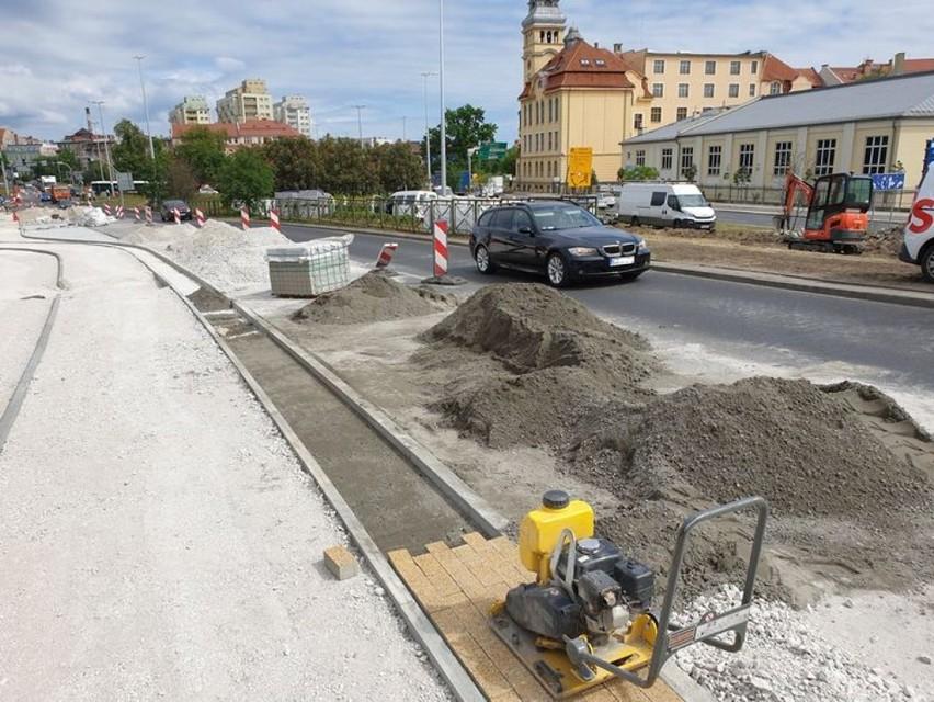 Ścieżki rowerowe na Kruszwickiej w Bydgoszczy. Przebudowa za 9 mln zł