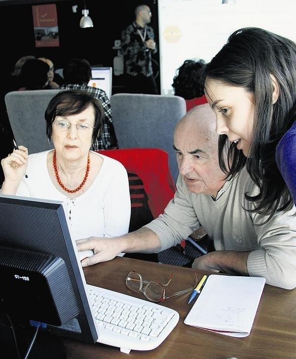 Głos pomoże seniorom w obsłudze komputera !