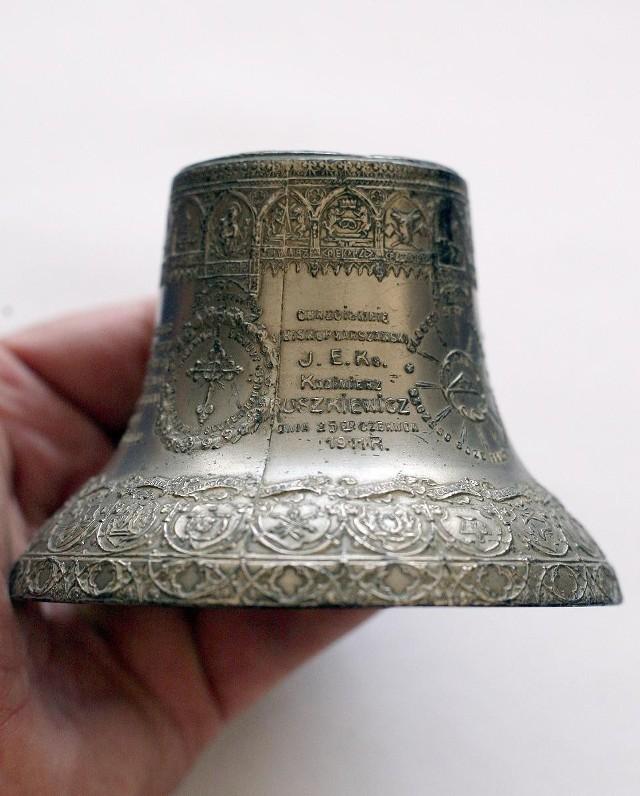 Nowy dzwon w katedrze pojawi się we wrześniu.