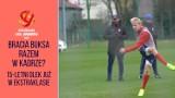Centralna Liga Juniorów. 15-letni Olek Buksa chce do Ekstraklasy. Cracovia o umowie z Genoą, mecz CLJ w tv | Flesz Sportowy24