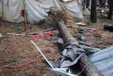 """Borowy Młyn: Tragedia na obozie harcerskim. """"To trwało kilkadziesiąt sekund""""... [ZDJĘCIA]"""