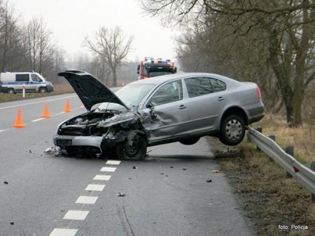 Wypadek pod Borkami